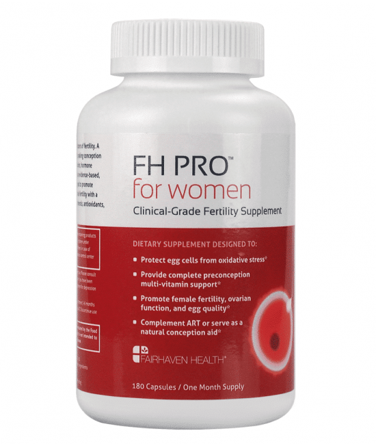 FH PRO for Women, 180 Capsules